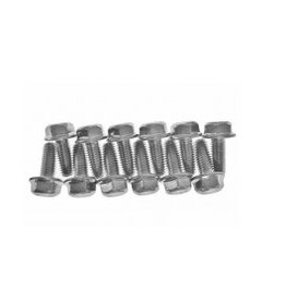RecMar General Motors/GM Bolts Kit: Timing Cover (10-35366 / 10-35366 / 3852441 / 955512)