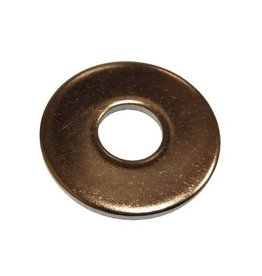 RecMar Mercury/Parsun Washer 10 Propeller RVS Nut Ring/Spacer 4 t/m 6 pk(16146)