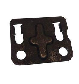 RecMar Parsun plate,  push rod (PAF6-04050004)