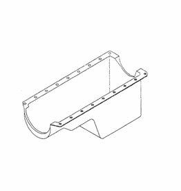 Mercruiser/Volvo/General Motors Oil Pan Aluminium (21124851, 804912T01)