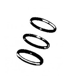 RecMar General Motors Ring Set 5.0L 0.20 (1976-1997) (REC11020)