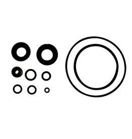 RecMar Gearcase Seal Kit 25 HP 89, 35 HP 72, 86-91, 35B HP 89-91, 40 HP 92-94, 50 HP 84-94, 55 HP 72-74, 90 HP 74-77 (GLM87810)
