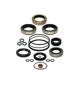 GLM Marine Gearcase Seal Kit 85 PK L DRIVE 89, 90/120 PK 90-94, 90 PK L DRIVE 90,91, 125 PK D&E/L DRIVE 89, 150 PK 89-94 (GLM87807)