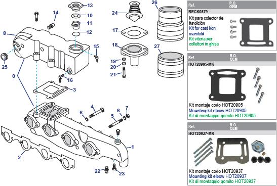Mercury Mercury U0026 Mariner Outboard Parts By Hp U0026 Liter 7 Manual Guide
