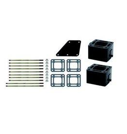 """RecMar Mercruiser Riser Kit 3"""" (93320A10, 93320A15)"""