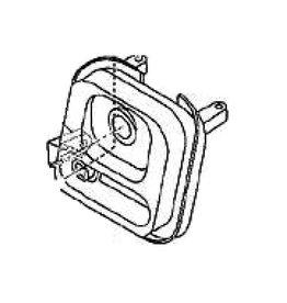 Yamaha/Parsun Frame, Starter (PAF15-07130300)