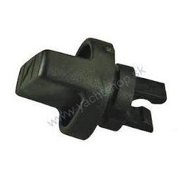 Yamaha shoke knob/knop 4 pk en 5 pk (6E0-41271-01-00)