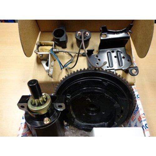 Mercruy / Mariner Elektrische start kit F9,9/F15/ F25/F40