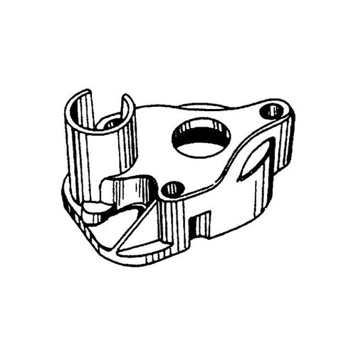 Johnson / Evinrude Water Pump Housing