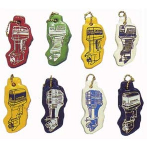 Floated Key Chains