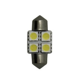 Golden Ship Festoon Led 4 SMD 3528 10-30V 1,2W