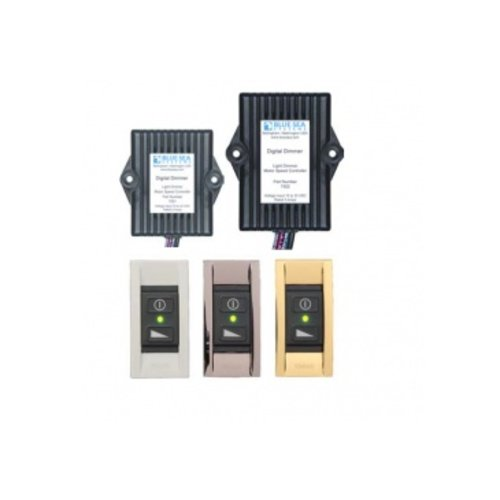 Digital Dimmer and Dimmer Switches