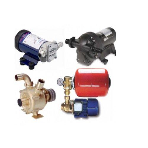 Water/olie/service pompen en accessoires