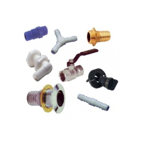 Accessoires/ ball valve/ fittings/ thru hull/ drain plugs