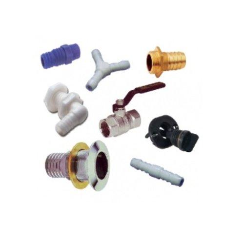Accessories / Ball Valve / Fittings / Thru Hull / Drain Plugs