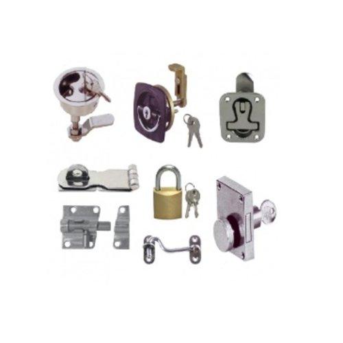 Locks & Latches