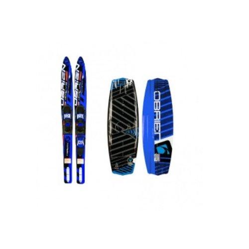 Wasserski und Wakeboards
