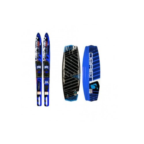 Waterski's en wakeboards