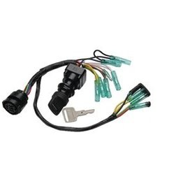 RecMar Yamaha Ignition Switch 2-stroke / 4-stroke, dual engine application (REC6K1-82510-07)
