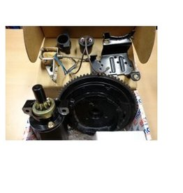 Electric start kit for Yamaha / Mercury / Tohatsu F9.9 and F15 4-stroke (elec.stkit)