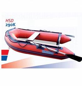 Goldenship HSD rubberboot 2,3 m tot 4,2 m kleur rood of wit