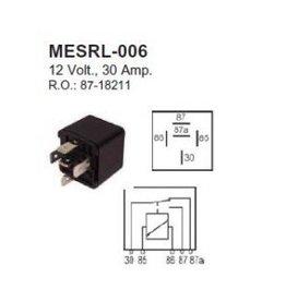 Mercury start relais (MESRL-006)