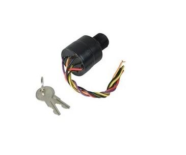 Mercury/Mercruiser contactslot kunstof 6 terminals (draden) 3 posities (MP41070)