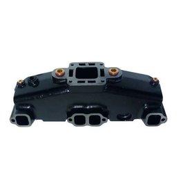 RecMar Mercruiser Exhaust Manifold (Iron Casting) V8 MCM Short Block (860246A15 / 87114)