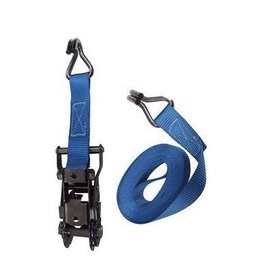 Spanband 4,5 meter J haak 1000 kg RVS