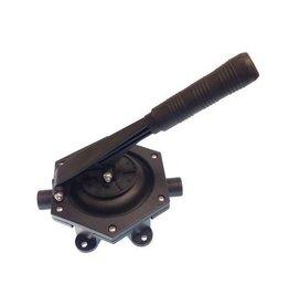 Lenspomp handmatige bilge pomp diameter slang 25 mm
