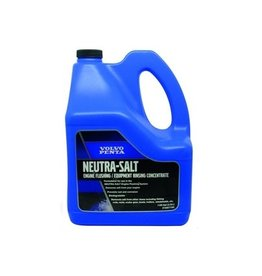 RecMar Neutra-salt: dissolves salt + anti-salt deposits + prevents and protects rust / corrosion + protective layer