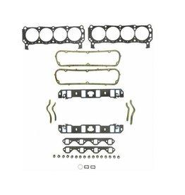 Fel-Pro Mercruiser/Volvo/OMC Head gasket set (27-56110A1, 27-64763A1, 27-64763A2, 27-75647A1)