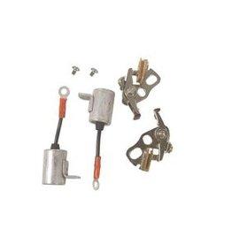 RecMar OMC contact set 4.5 HP 81, 9.5 / 15 HP 74-76, 40C 81-83 (REC0172806)