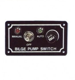 Golden Ship Bilge pump switch with panel