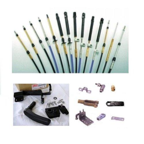 Mercury / Mariner Afstandsbedieningskabels, Accessoires en Aanbouwkit