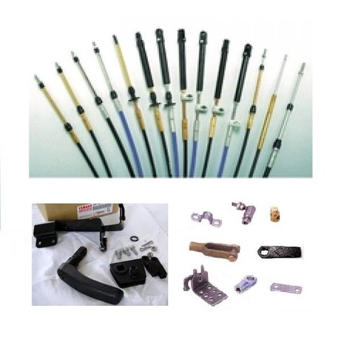 Force Remote Control Cables, Accessories and Mounting Kits