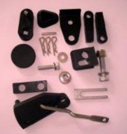 Yamaha aanbouwkit afstandsbediening F9,9/F15 4-takt (66M-48501-00)