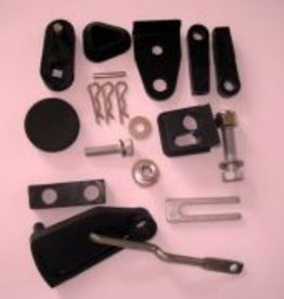 Yamaha remote control kit F9.9 / F15 4-stroke (66M-48501-00)