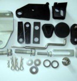 Yamaha aanbouwkit afstandsbediening F20/F25 4-takt 65W-48501-00-00, 65W485010000