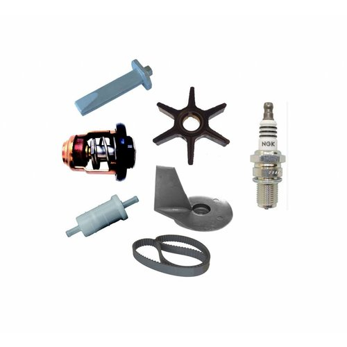 Mercury / Mariner Maintenance Kit for Models 30 HP (4-strokes)