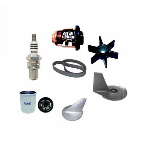 Mercury / Mariner Maintenance Kit for Models 30 Carb (3 Cyl)