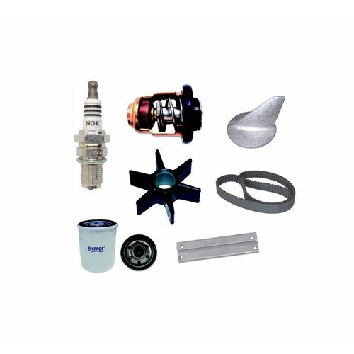 Mercury / Mariner Maintenance Kit for Models 40 Carb (3 Cyl)