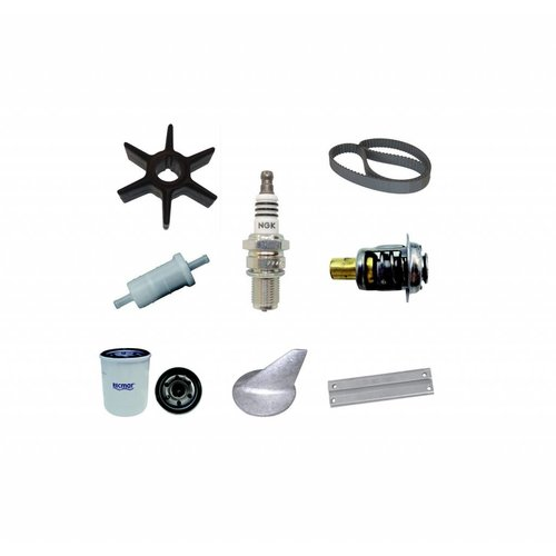 Mercury / Mariner Maintenance Kit for Models 60 HP (4 Cyl)