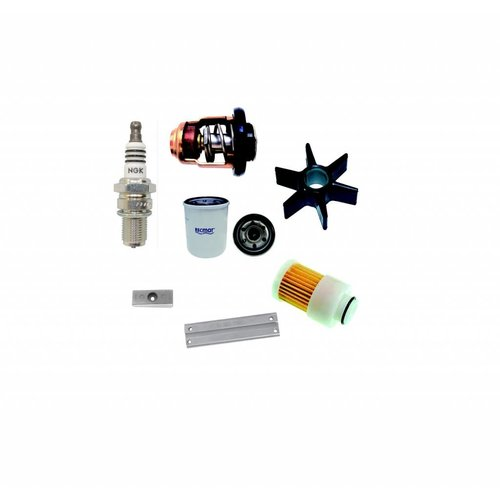 Mercury / Mariner Maintenance Kit for Models 75 HP (Bodensee)