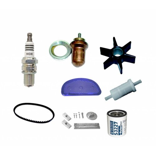 Mercury / Mariner Maintenance Kit for Models 135 / 150 / 175 / 200 HP Verado (4 Cyl)