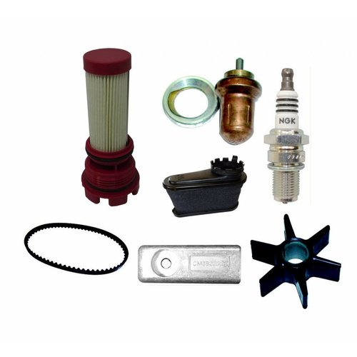 Mercury / Mariner Maintenance Kit for Models 200 / 225 / 250 / 275 / 300 HP Verado (4 Cyl)