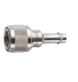 Golden Ship Force Chrysler female connector te gebruiken voor male connector GS31077, slang 8mm (GS31086)