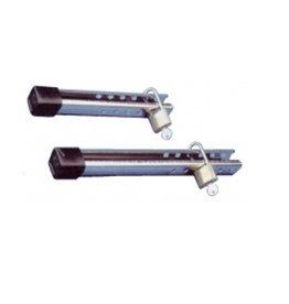 Eenvoudig slot 10 pk + (GS73139)
