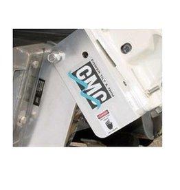 tot 130 pk trim 20° tilt 90° aluminium/roestvrij staal (CMC13002Q)