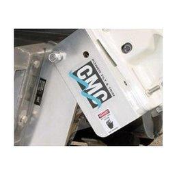 Martyr tot 130 pk trim 20° tilt 90° aluminium/roestvrij staal inclusief set power tilt peiler (CMC13001Q)